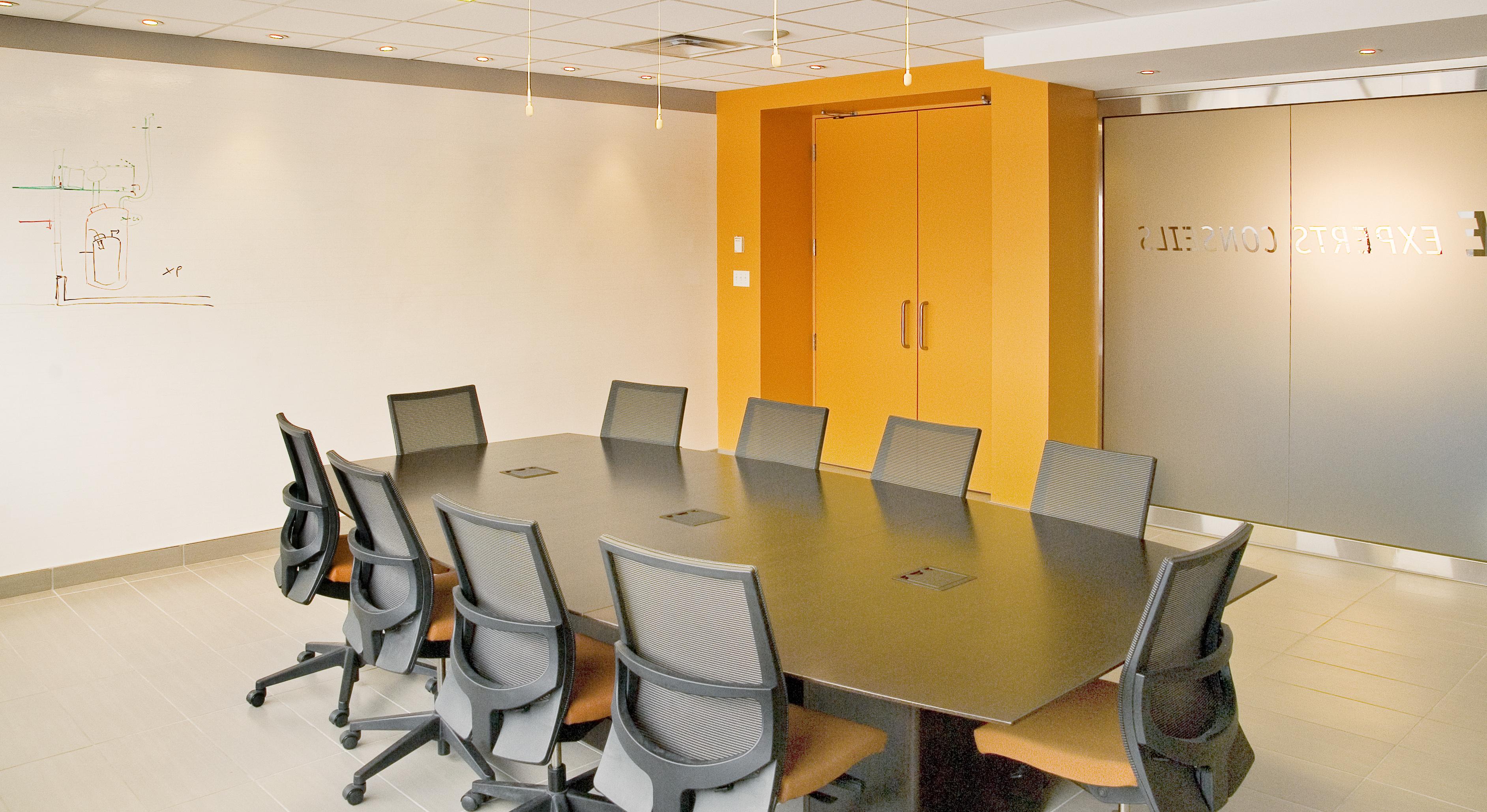LAPORTE EXPERTS: salle conférences