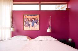 RÉSIDENCE HOULE: chambre à coucher
