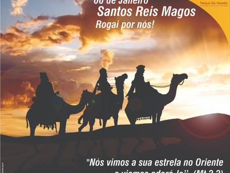 Dia dos Reis Magos do oriente