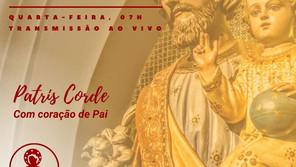 06/10/21 - Novena Perpétua de São José