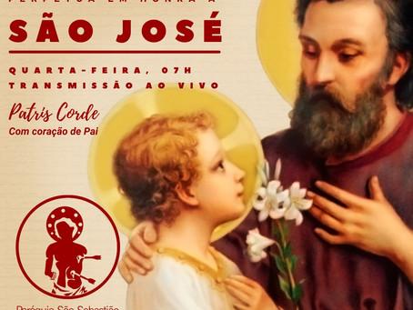 04//08 Novena Perpétua de São José