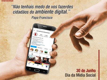 30 de junho Dia da Mídia Social