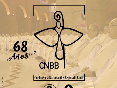 CNBB - 68 anos conduzindo a Igreja Católica no Brasil!!