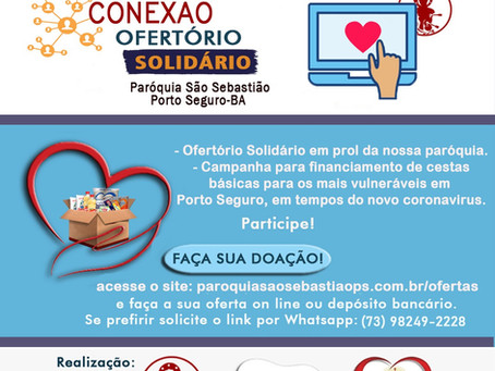 Campanha Conexão Ofertório Solidário