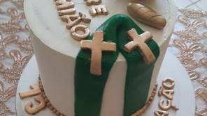 01/10 - Café da Manhã em comemoração ao XIII aniversário de ordenação Sacerdotal - Pe. Damião Araújo
