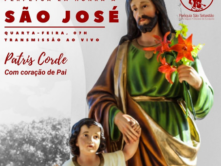 14/07 - Novena Perpétua de São José