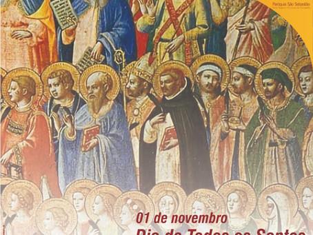 Solenidade de Todos os Santos!