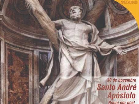"""Santo André Apóstolo - """"ponte do Salvador"""""""