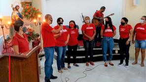 Pastoral do Batismo realiza formação de pais e padrinhos