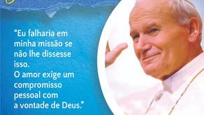 22/10 Dia de São João Paulo II