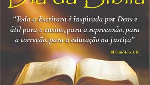 30 de Setembro dia da Bíblia