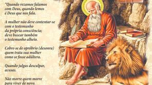30 de Setembro dia de São Jerônimo