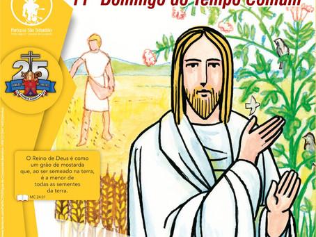 13/06 Missa do 13° Domingo do Tempo Comum