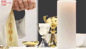 26/09 - Santa Missa do XXVI Domingo do Tempo Comum