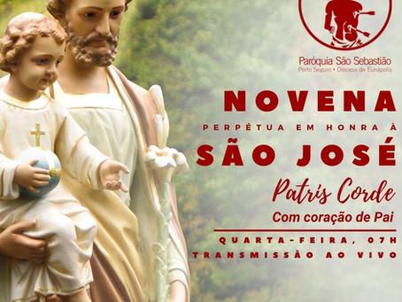 30/06/21 - Novena Perpétua de São José