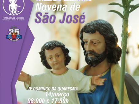 Santa Missa do IV domingo  da quaresma
