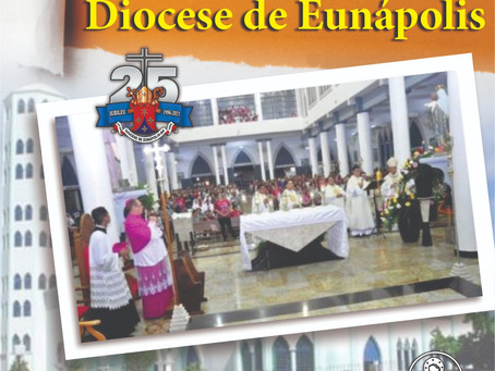 Jubileu de 25 Anos de Criação da Diocese de Eunápolis