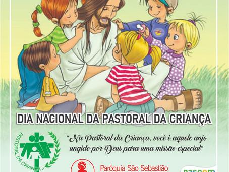Dia da Pastoral da Criança
