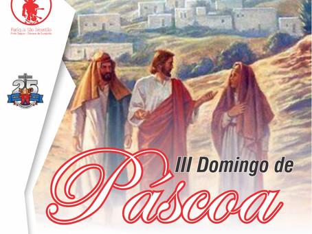 18/04 - Santa Missa do III Domingo da Pascoa