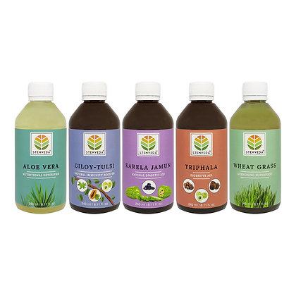 Wellness Juices Starter Pack 1.2L