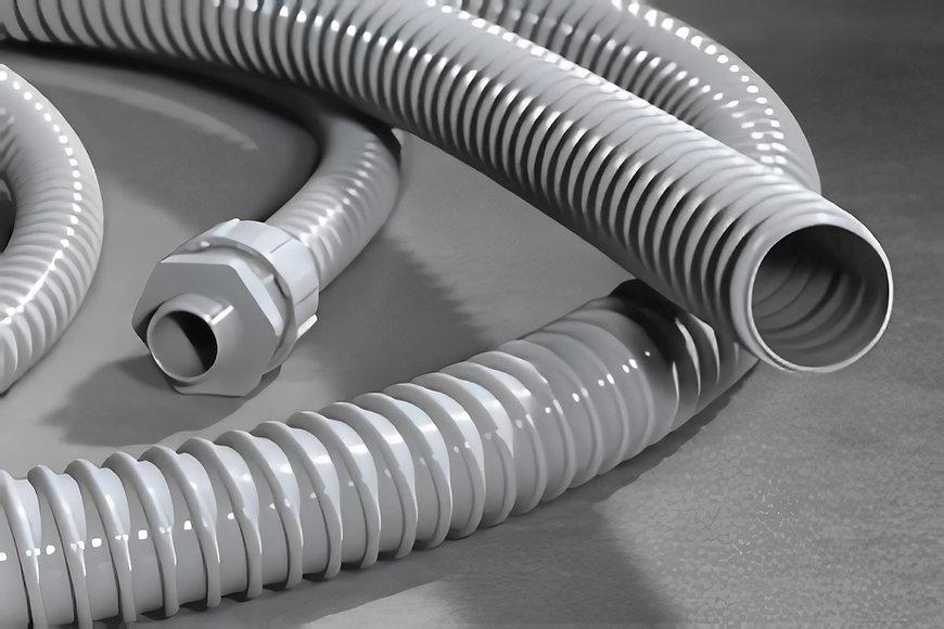 Steel Wire Reinforced Flexible Corrugate