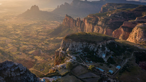 Ancient orthodox churches - Tigray Region, Ethiopia