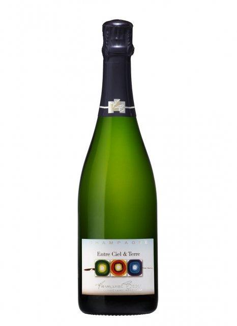 "Françoise Bedel, Champagne "" Entre ciel et terre"""