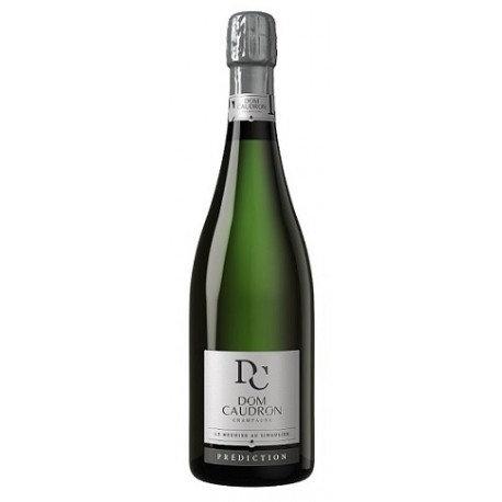"""Dom.Caudron, Champagne """"Prédiction"""""""