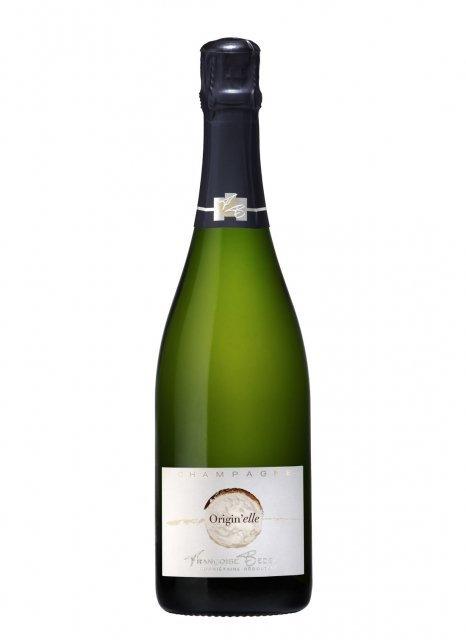 """Françoise Bedel, Champagne """"Origin'elle"""""""
