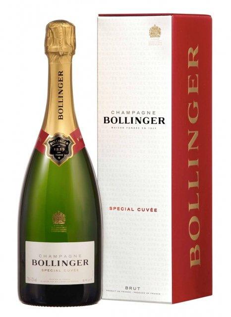 "Bollinger, Champagne ""Special cuvée"""