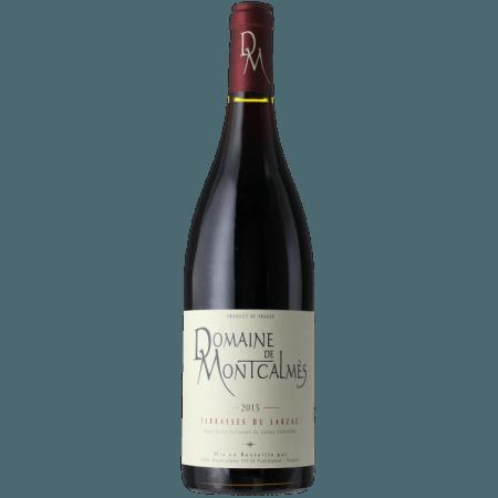 Montcalmès, Terrasses du Larzac Rouge 2016