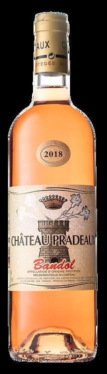 Château Pradeaux , Bandol Rosé MAGNUM 2019