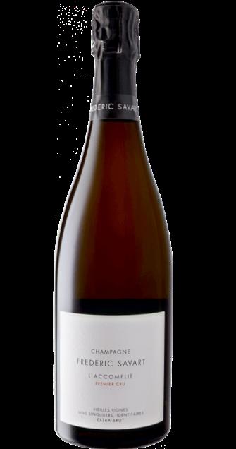 """Frédéric Savart, Champagne """"L'Accomplie"""" 1er Cru  Extra-Brut"""