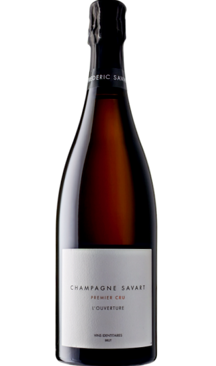 "Frédéric Savart, Champagne ""L'Ouverture"" 1er Cru Pinot Noir Brut"