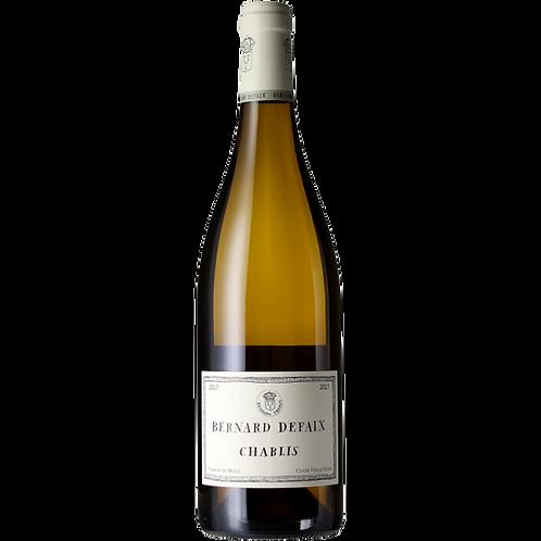 Bernard Defaix, Chablis Vieilles Vignes 2018