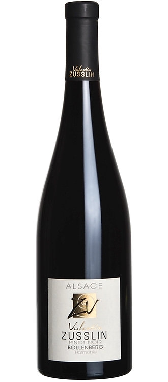 "Zusslin, Pinot Noir ""Bollenberg Harmonie"" rouge 2015"