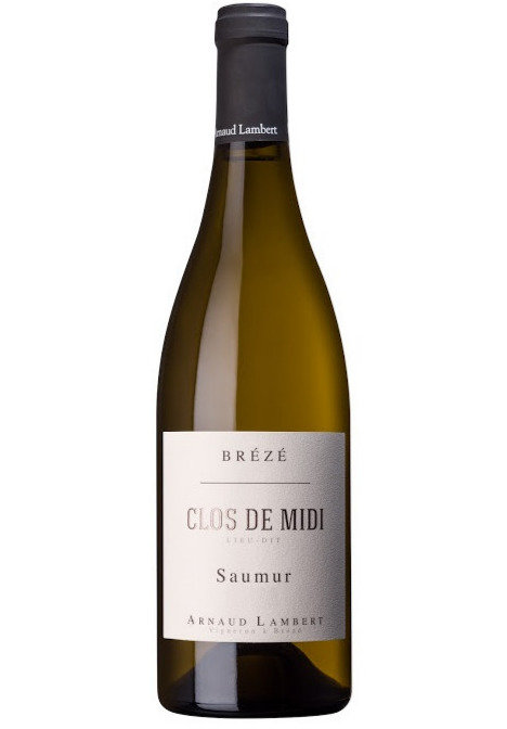 "Arnaud Lambert, Saumur Blanc Brézé ""Clos de Midi"" 2019"