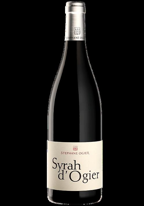 """Stéphane Ogier, """"Syrah d'Ogier"""" 2018"""