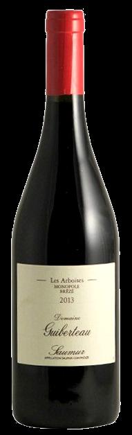 """Dom. Guiberteau, Saumur Rouge """"Les Arboises"""" 2016"""