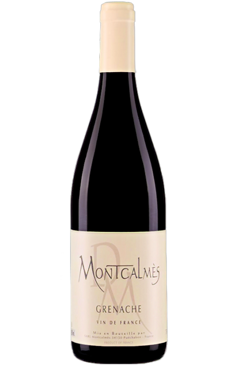 "Montcalmès ""Grenache"" 2017"