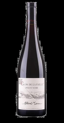 """Albert Mann, Pinot Noir """"Clos de la Faille"""" 2015"""