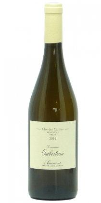 """Dom. Guiberteau, Saumur Blanc """"Clos des Carmes"""" 2014"""