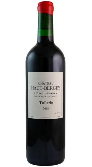"Château Haut-Bergey Pessac-Leognan ""Jardins"" Rouge  2018"
