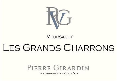 "Pierre Girardin, Meursault ""Les Grands Charrons"" 2018"