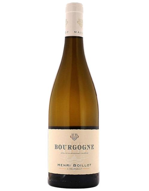 Henri Boillot, Bourgogne Blanc 2019
