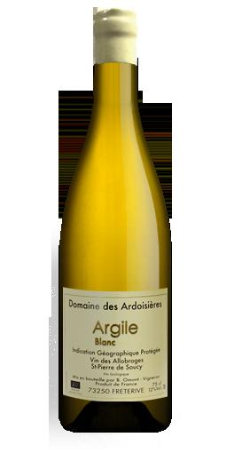 Dom. des Ardoisières, Argile Blanc 2018