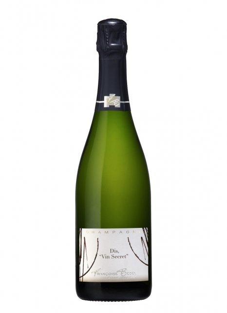 "Françoise Bedel, Champagne ""Dis Vin Secret"""