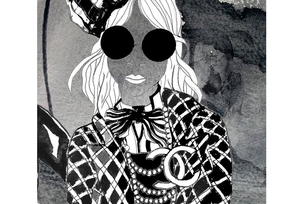 Chanel Portrait