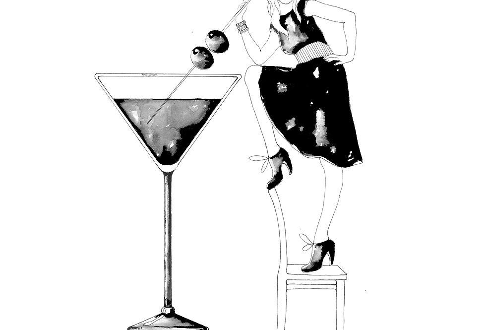 Friday Martini