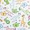 Thumbnail: Doudou câlins et soins zoo/rose